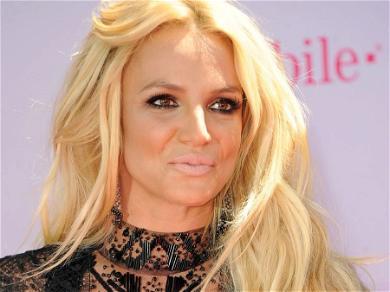 Britney Spears Saddles Up For Horseback Riding In L.A. Sunshine
