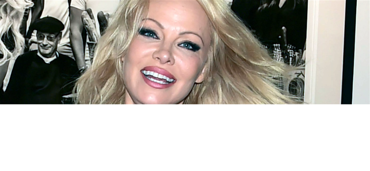 Pamela Anderson Strips To Nothing But Skin Thanking Instagram Fans For Birthday Wishes