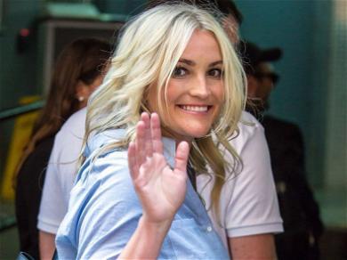 Britney Spears' Sister Jamie Lynn Flaunts Killer Legs In Daisy Dukes
