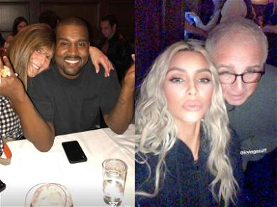 Kanye West Reunites with Former Manager … Is Yeezus Coming to Facebook?