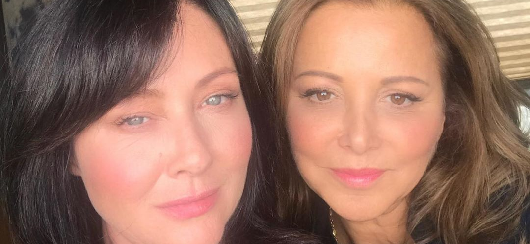 Shannen Doherty Mourns Best Friend's Death With Tearful Tribute: 'We Were Sisters'