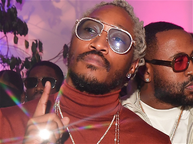 Rapper Future Makes It Instagram Official With Girlfriend Lori Harvey While On Middle East Vacation