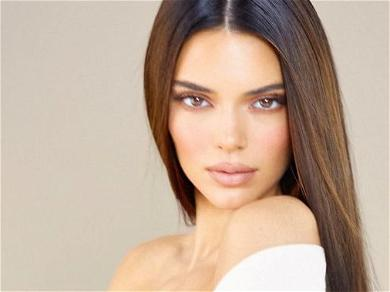 Kendall Jenner Is Undeniably Sexy In Gorgeous Blue Dress On Instagram
