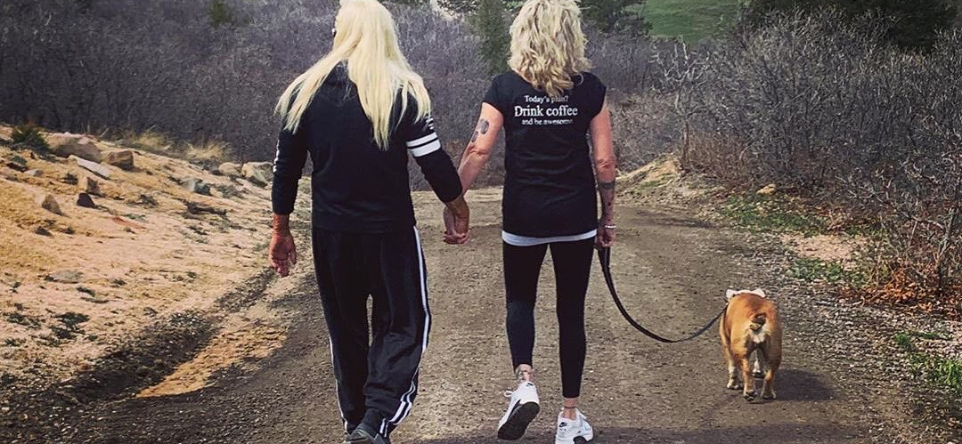 Duane 'Dog The Bounty Hunter' Chapman Shares Photo Getting Close With New Girlfriend