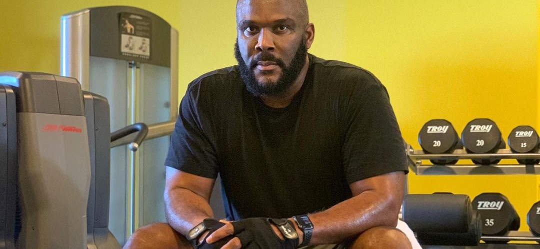 Tyler Perry Melts Down Instagram Showing Off A Little Too Much Package!