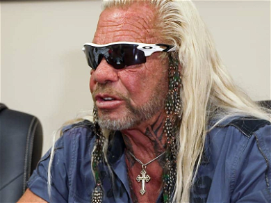 Dog The Bounty Hunter Pays Tribute To Cop Who Busted Him, Turned His Life Around