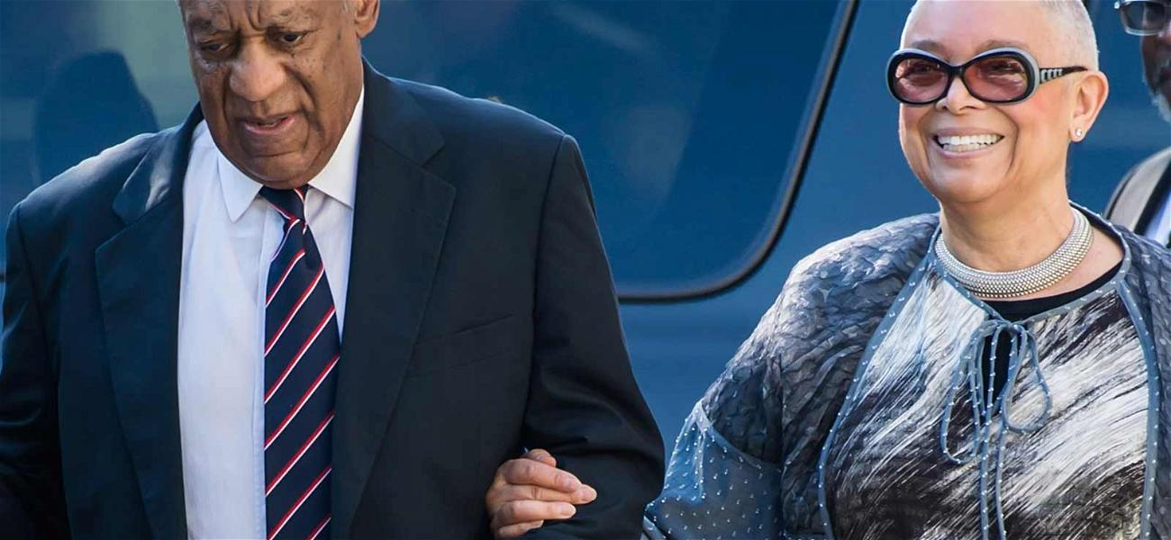 Camille Cosby Goes Off on Judge: He Must 'Correct the Horrible Injustice' Done to Bill