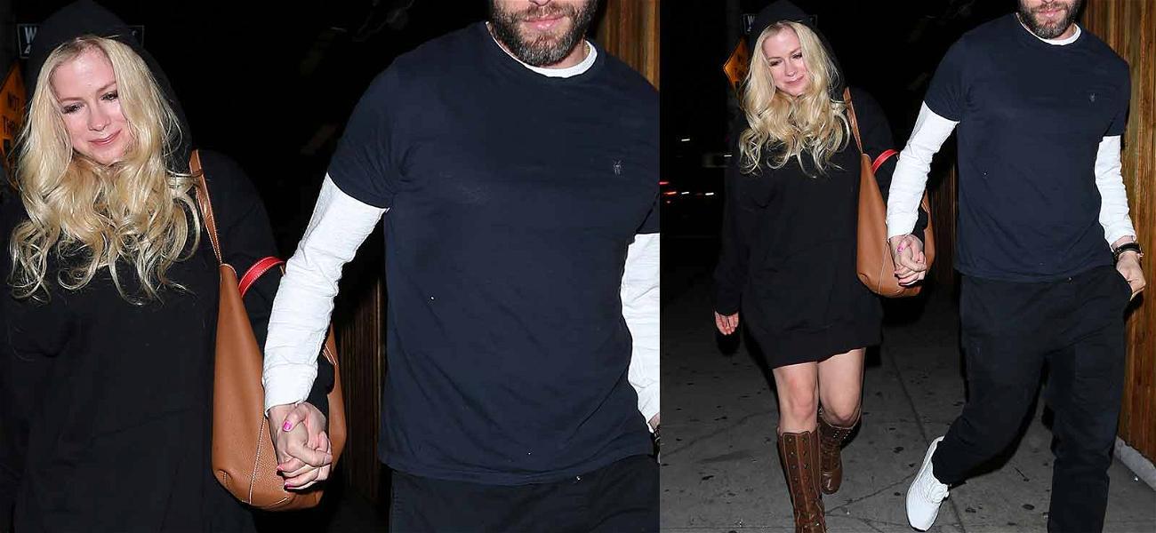 Avril Lavigne Enjoys Date Night with Britney Spears' Ex-Fling