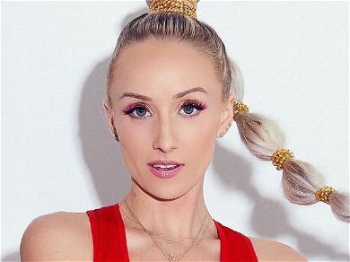 Gymnast Nastia Liukin All Thigh Gap For Late-Night Ride