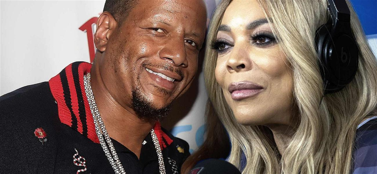 Wendy Williams' Husband Issues Public Apology to Her: 'I am Not Proud of My Recent Actions'