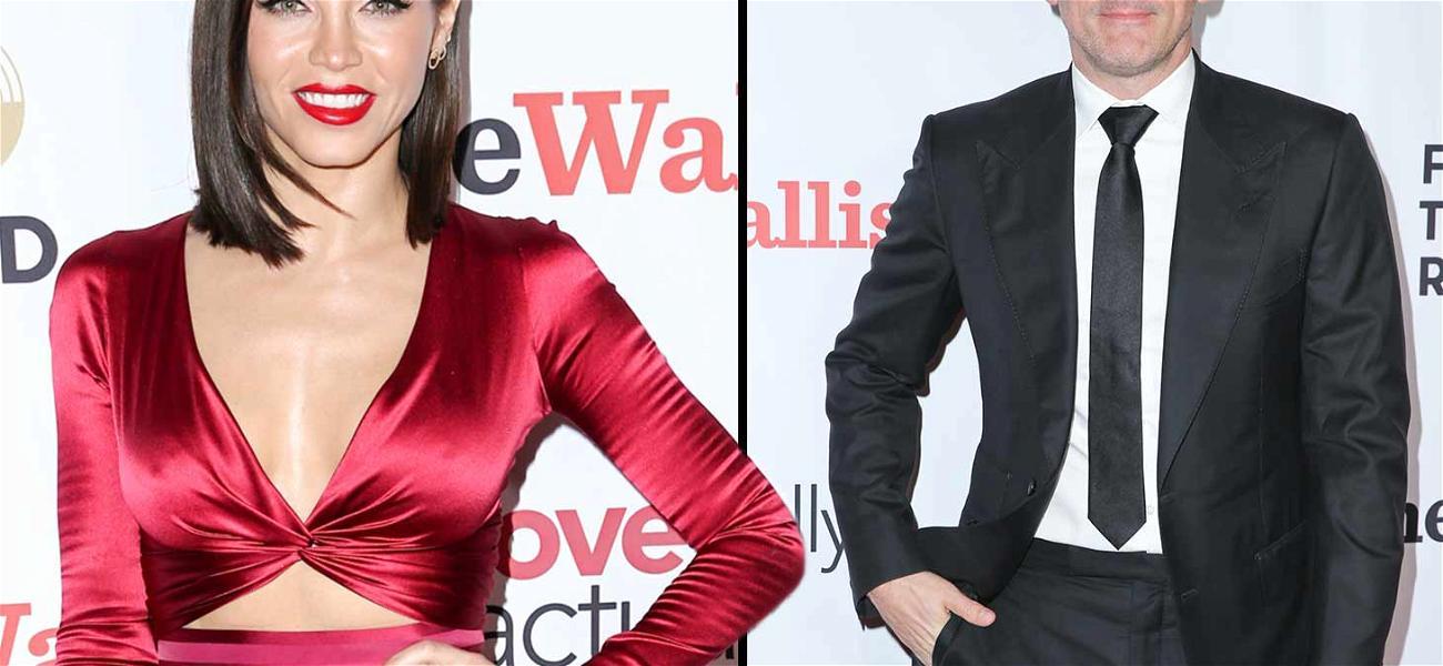 Jenna Dewan Shows Up to Support New Boyfriend's New Show