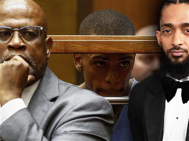 O.J. Simpson Prosecutor Christopher Darden Receiving Threats for Defending Nipsey Hussle's Alleged Killer