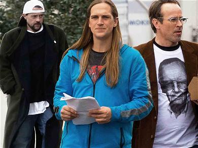 Stan Lee Honored as 'Jay and Silent Bob Reboot' Fires Up Production