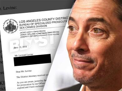 Scott Baio Gets Letter from Jackie Lacey Refuting 'Credibility' Claims By Nicole Eggert