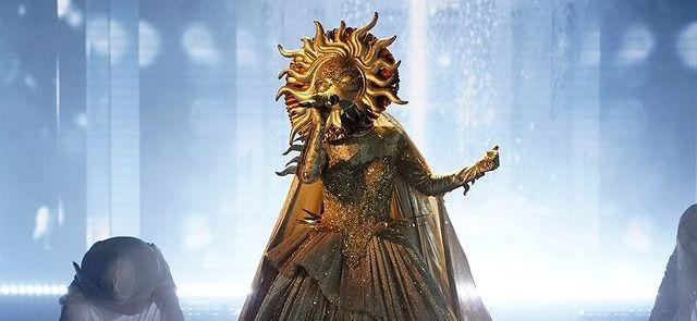 The Sun Wins The Golden Trophy In 'Masked Singer' Finale