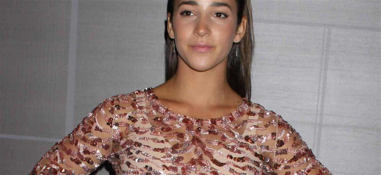 Three-time Olympic Gold Medalist Aly Raisman Says She Was Sexually Abused By U.S. Team Doctor