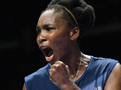 Venus Williams Won't Be Prosecuted Over Fatal Car Crash