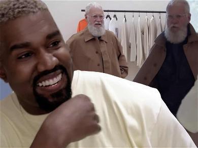 Kanye West Described Intense Hospitalization to Dave Letterman