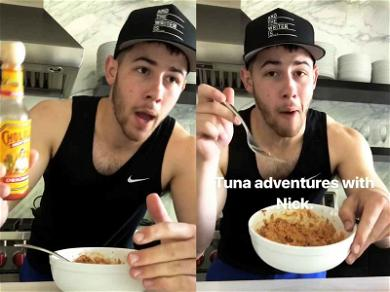 Nick Jonas Takes Us on a Wild Tuna Adventure and We Can't Stop Watching