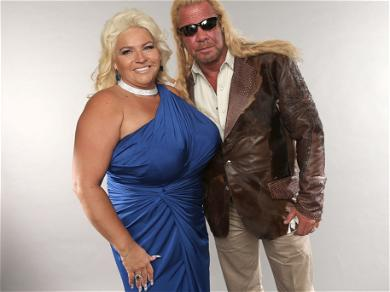 Duane 'Dog' Chapman Shares Flaming Throwback Photo Of Him, Beth, And Kids