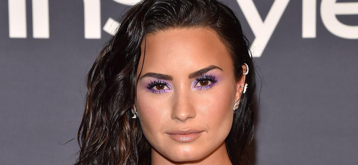 Demi Lovato Still A Work In ProgressAfter 2018 Incident