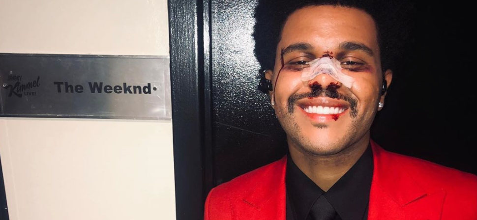 Are You Confused By The Weeknd's Bloodied Nose Performances?