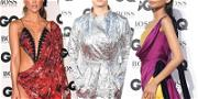 Rose McGowan Honored at British GQ Men of The Year Awards Following Weinstein Scandal