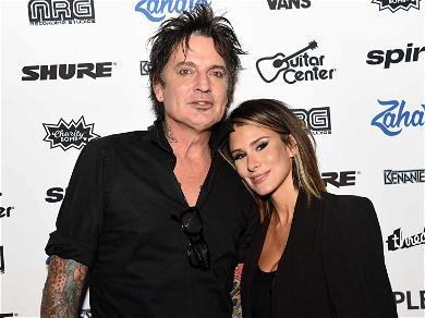 Tommy Lee Marries Brittany Furlan in Valentine's Day Ceremony