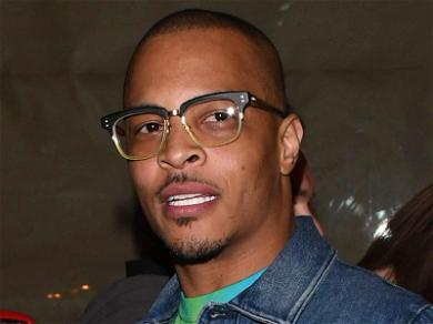 T.I. Says Arrest Was Over Bogus Charges: 'White Cops in a Very White Area'