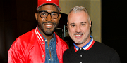'DWTS' Karamo Brown Bares More Than His Soul During Romantic Trip With Fiancé
