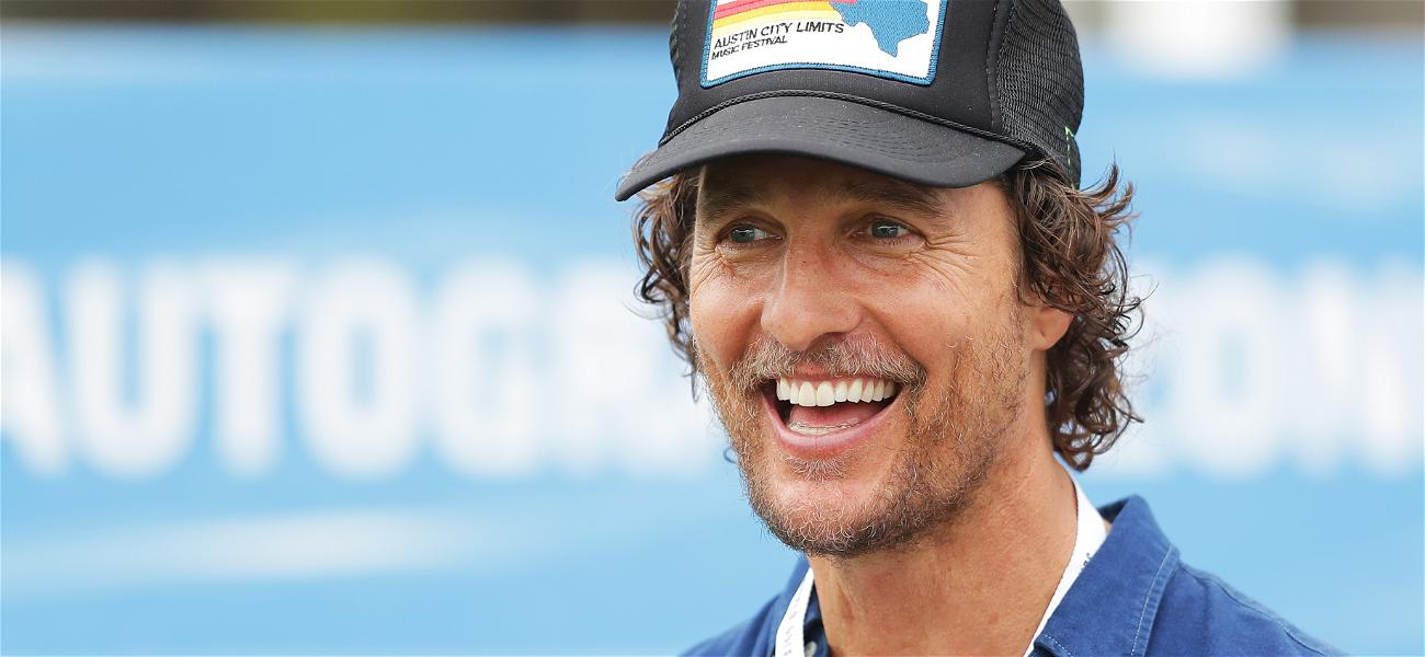 Matthew McConaughey Is Officially A Professor At The University Of Texas