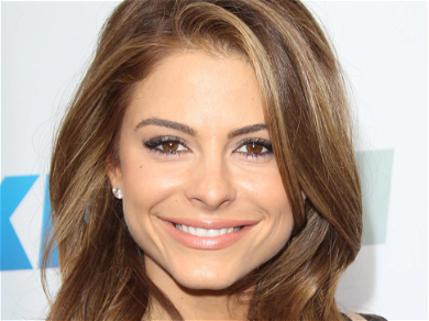 Maria Menounos Stuns While 'Awaiting Orders' In Window Pic