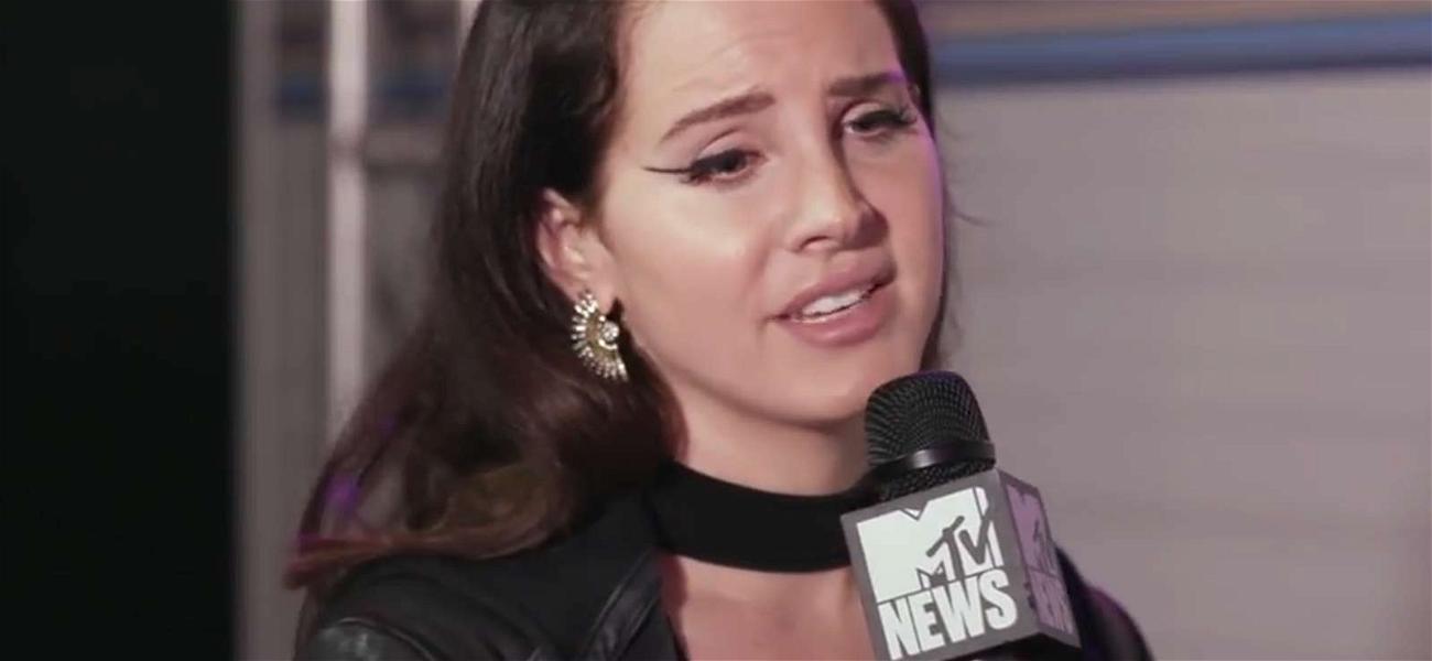 Lana Del Rey Retiring Harvey Weinstein-Inspired Song