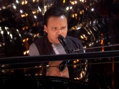 Simon Cowell Called This Unreal Performance From Kodi Lee 'As Good As I've Ever Heard'