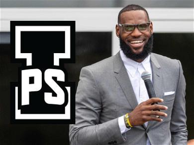 LeBron James Makes New 'Promise' at Akron Public School