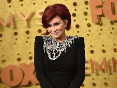 Sharon Osbourne Reveals A Dramatic New Hairstyle That Comes With Ozzy's Seal Of Approval