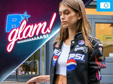 Kaia Gerber Is the New Cindy Crawford