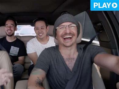 Chester Bennington 'Carpool Karaoke' Airs, Filmed 6 Days Before Death