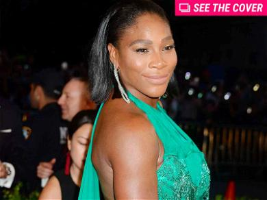 Serena Williams Debuts Vogue Cover With Her Baby Daughter