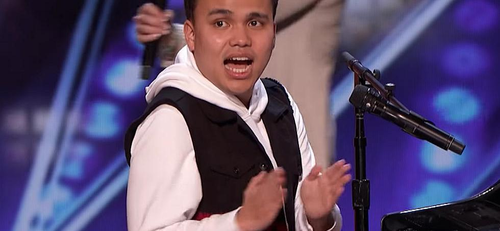 'America's Got Talent' Crowns Inspirational Blind And Autistic Singer Kodi Lee