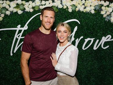Julianne Hough May Have Accidentally Confirmed A Break Up With Brooks Laich