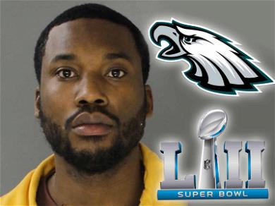 Meek Mill Can Watch Philadelphia Eagles Play in Super Bowl LII from Prison