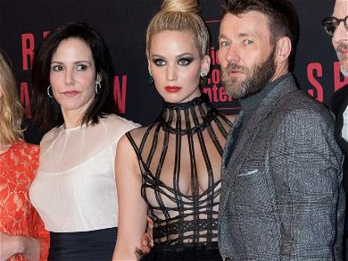 Jennifer Lawrence Shines at 'Red Sparrow' Premiere in NYC