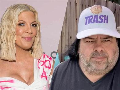 '90 Day Fiancé' Star Big Ed Becomes Friends With Tori Spelling Amid Breakup With Rose