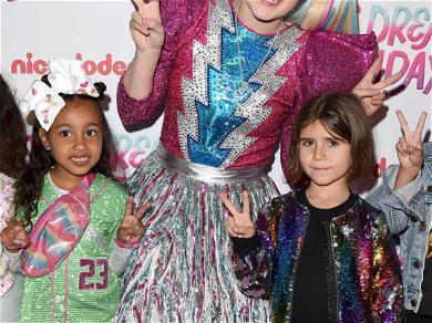 JoJo Siwa Celebrates Her Sweet 16 With North West & Penelope Disick