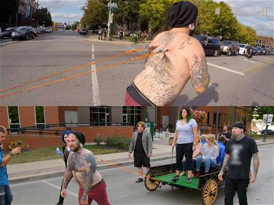 MTV Stunt Show 'Too Stupid to Die' Keeps Viewers in 'Suspense' With Insane Video