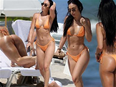 Johnny Manziel's Estranged Wife Shows Off Sizzling Bikini Body in Miami