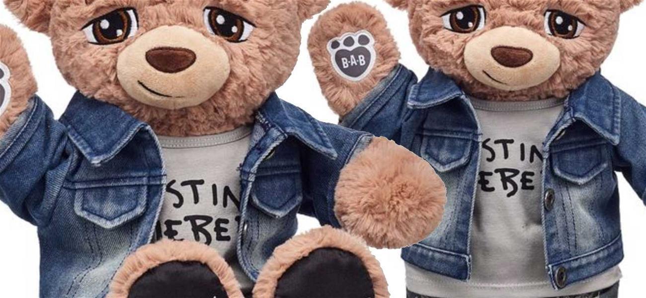 Justin Bear-ber Creates Pandamonium