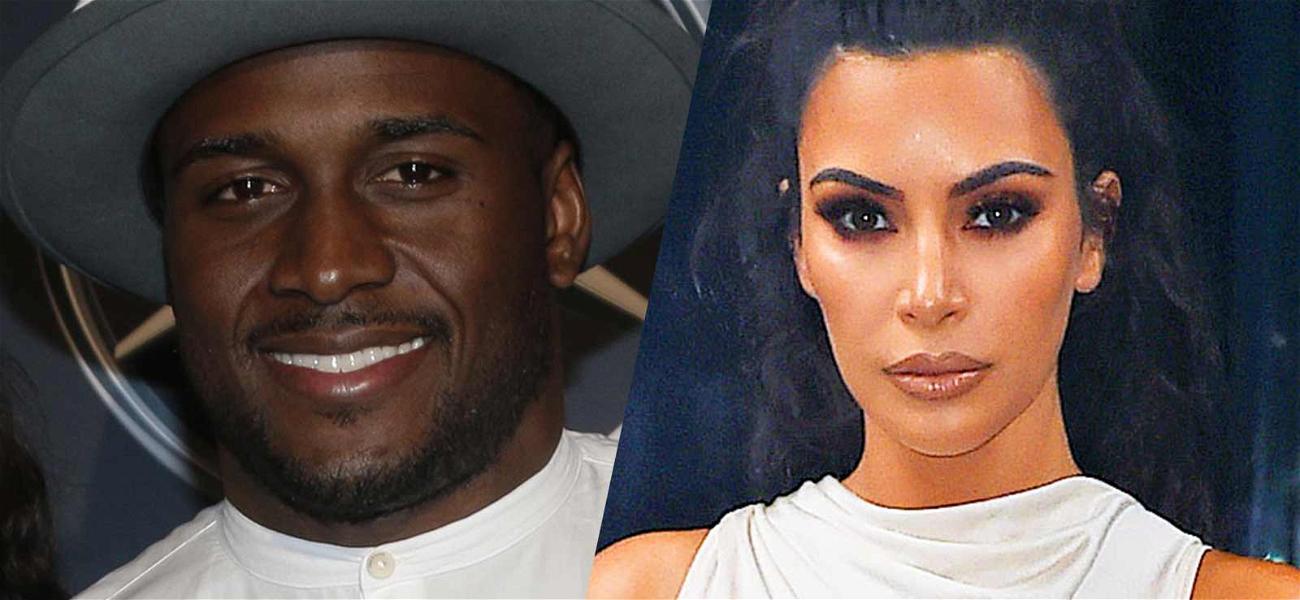 Reggie Bush Believes Kim Kardashian Could Hurt Him in NFL Injury Lawsuit