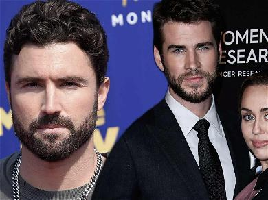 Miley Cyrus Slams Brody Jenner For Dragging Liam Hemsworth Into Kaitlynn Carter Kiss Diss